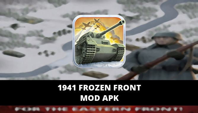 1941 Frozen Front Featured Cover
