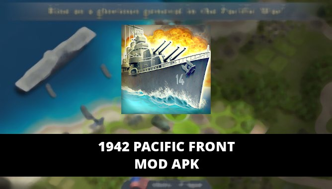 1942 Pacific Front Featured Cover