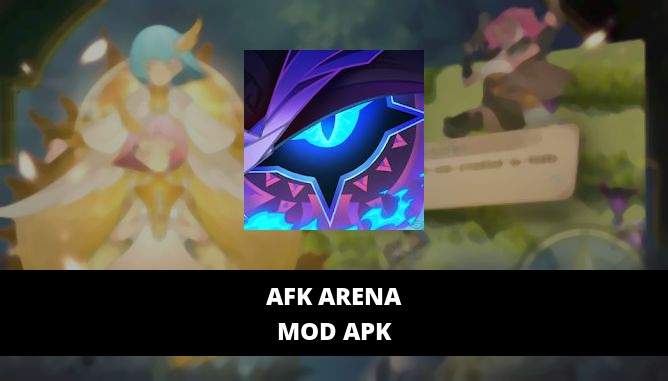 AFK Arena Featured Cover