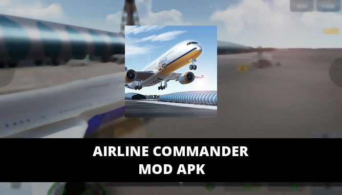 Airline Commander Featured Cover