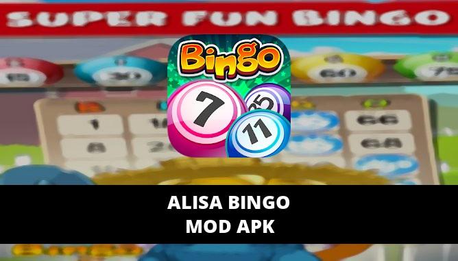 Alisa Bingo Featured Cover