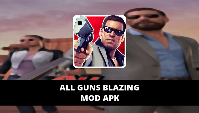 All Guns Blazing Featured Cover