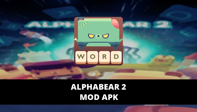 Alphabear 2 Featured Cover