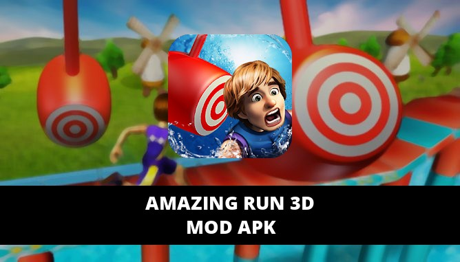 Amazing Run 3D Featured Cover