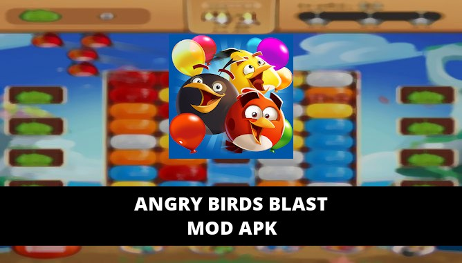 Angry Birds Blast Featured Cover