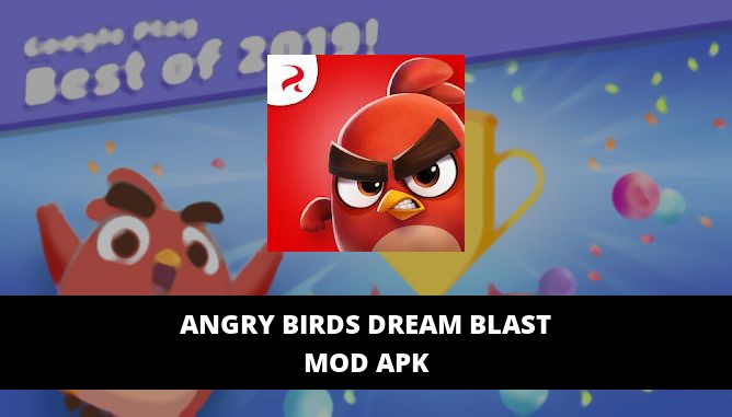Angry Birds Dream Blast Featured Cover
