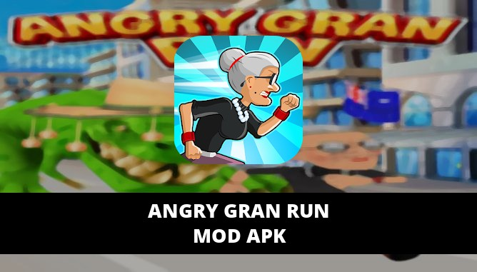 Angry Gran Run Featured Cover
