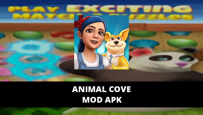 Animal Cove Featured Cover