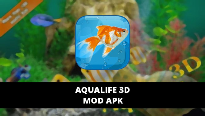 AquaLife 3D Featured Cover