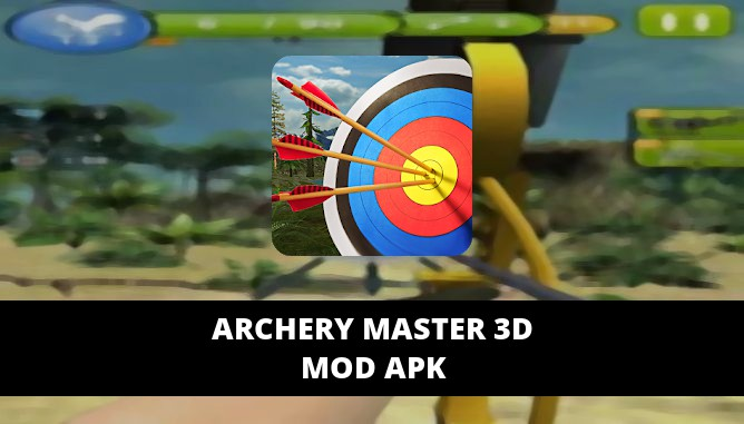 Archery Master 3D Featured Cover