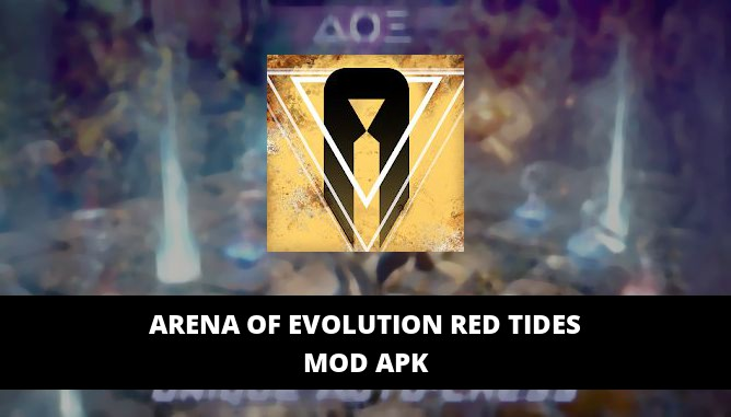 Arena of Evolution Red Tides Featured Cover