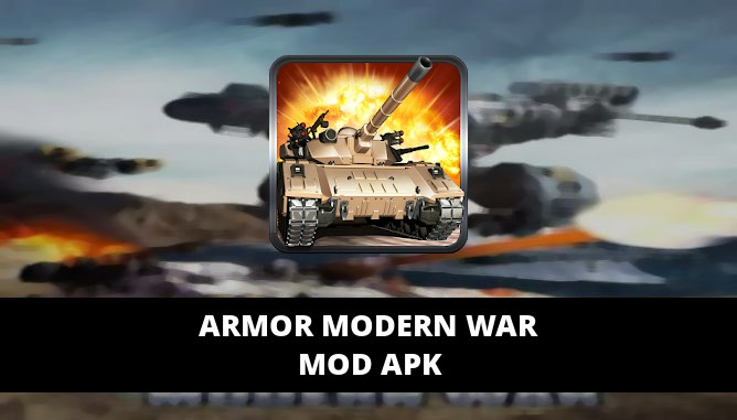 Armor Modern War Featured Cover
