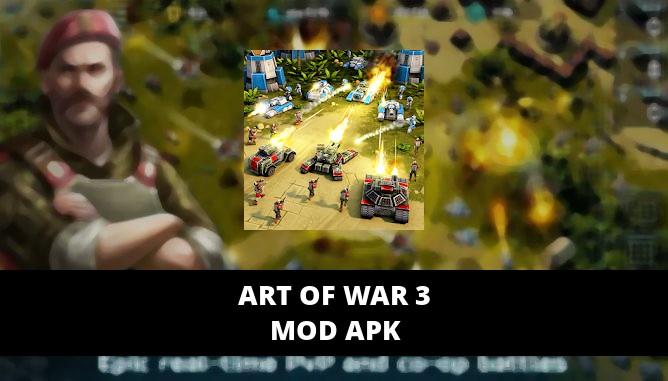 Art of War 3 Featured Cover