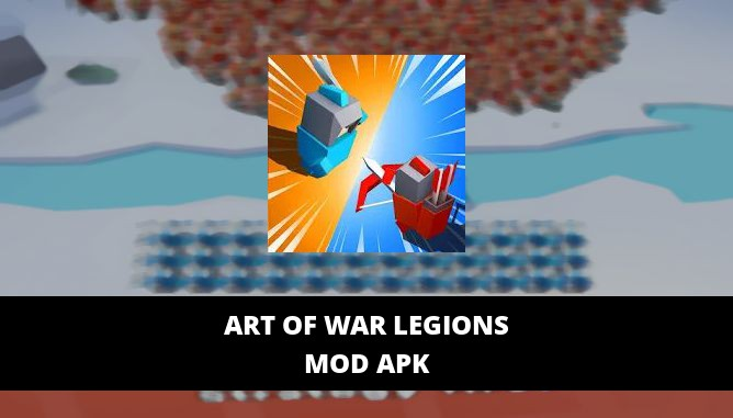 Art of War Legions Featured Cover