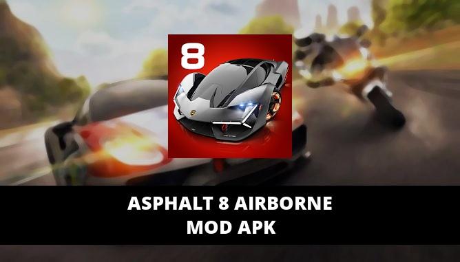Asphalt 8 Airborne Featured Cover
