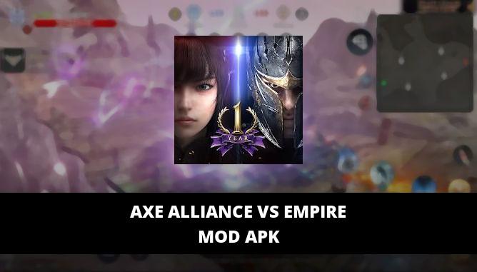 AxE Alliance vs Empire Featured Cover