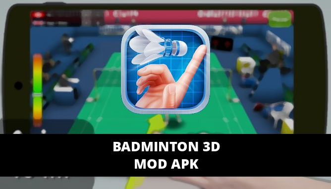 Badminton 3D Featured Cover