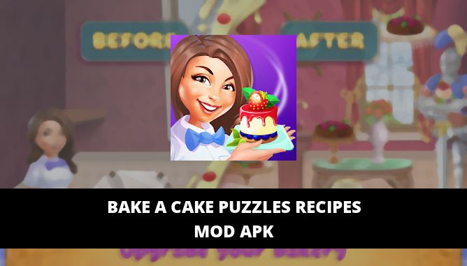 Bake a Cake Puzzles Recipes Featured Cover