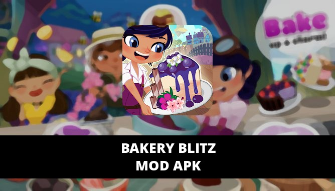 Bakery Blitz Featured Cover