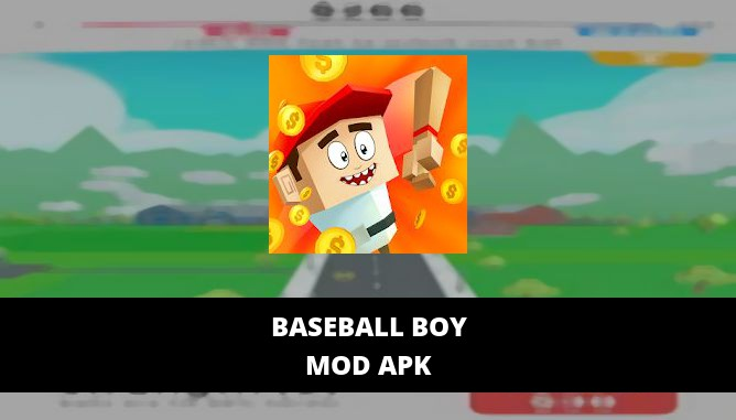 Baseball Boy Featured Cover