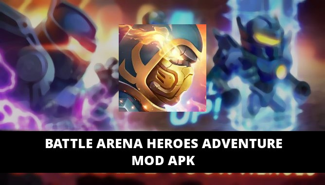 Battle Arena Heroes Adventure Featured Cover