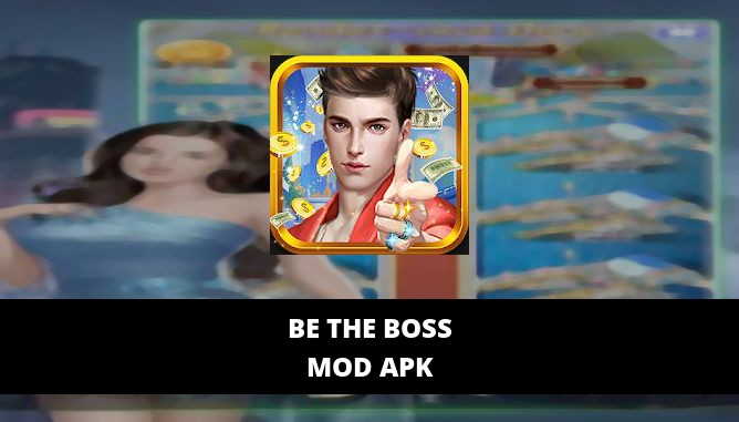 Be The Boss Featured Cover