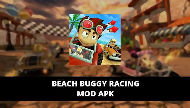 Beach Buggy Racing Featured Cover