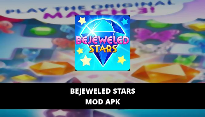 Bejeweled Stars Featured Cover