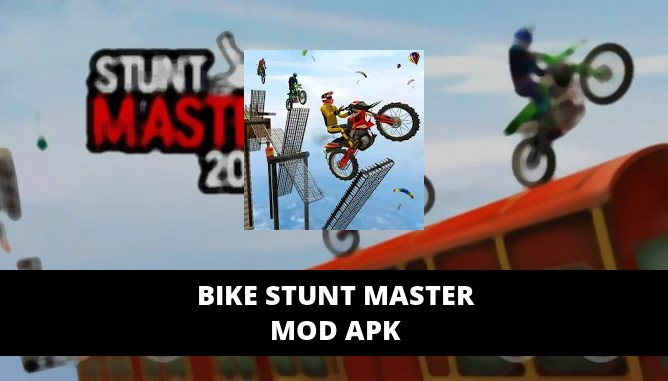 Bike Stunt Master Featured Cover