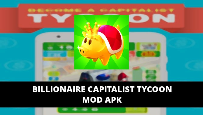 Billionaire Capitalist Tycoon Featured Cover