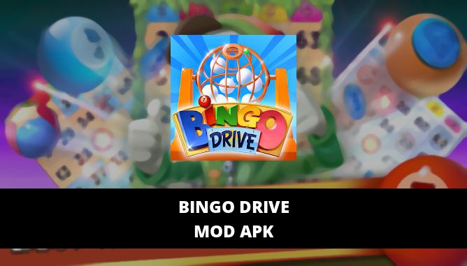 Bingo Drive Featured Cover