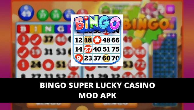 BINGO Super Lucky Casino Featured Cover