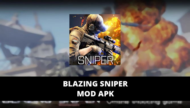 Blazing Sniper Featured Cover