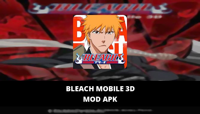 BLEACH Mobile 3D Featured Cover
