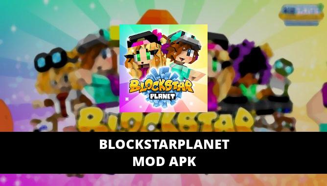 BlockStarPlanet Featured Cover