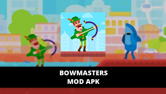 Bowmasters Featured Cover