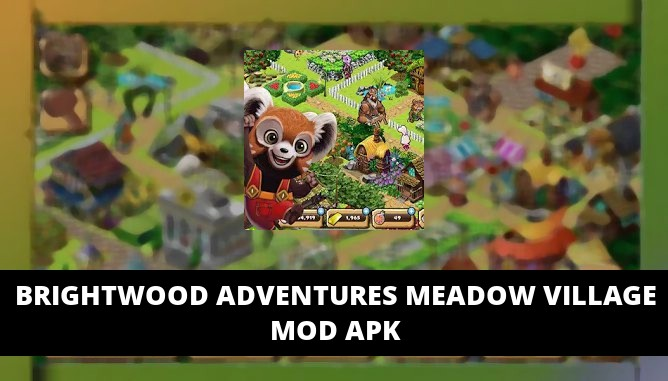 Brightwood Adventures Meadow Village Featured Cover