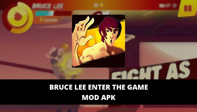 Bruce Lee Enter The Game Featured Cover