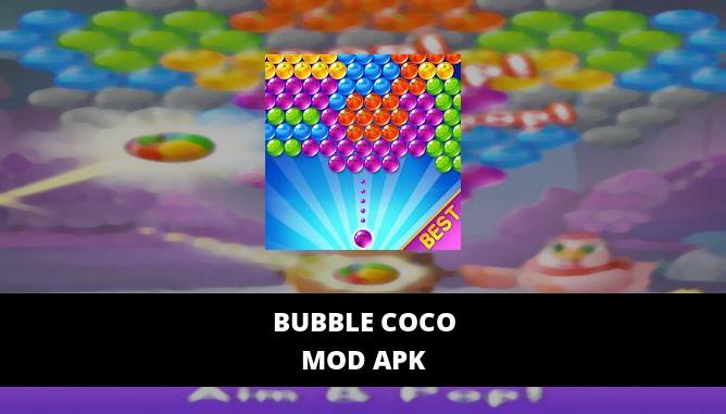 Bubble CoCo Featured Cover
