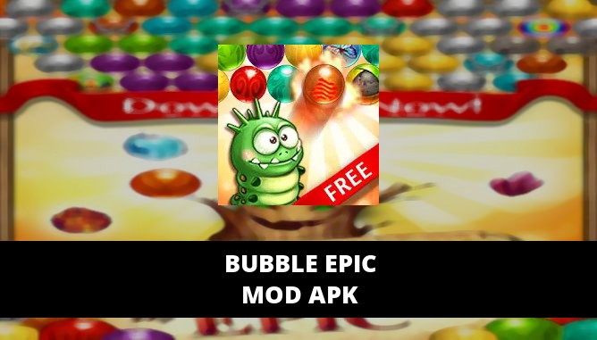 Bubble Epic Featured Cover