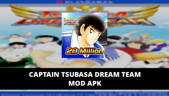 Captain Tsubasa Dream Team Featured Cover