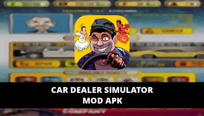Car Dealer Simulator Featured Cover