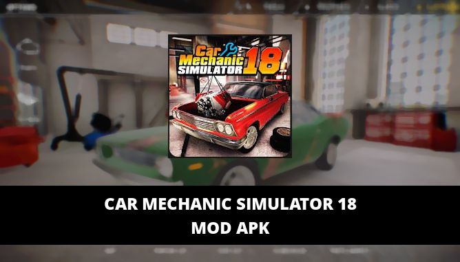 Car Mechanic Simulator 18 Featured Cover