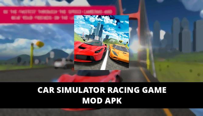 Car Simulator Racing Game Featured Cover