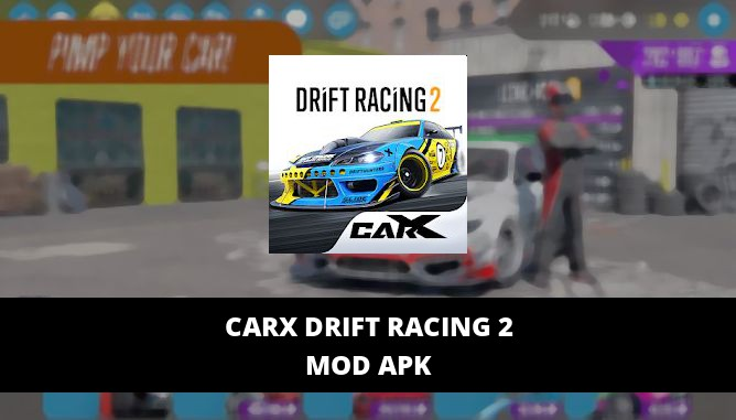 CarX Drift Racing 2 Featured Cover