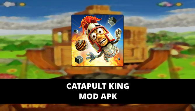 Catapult King Featured Cover
