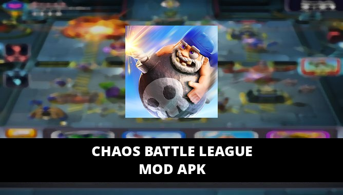 Chaos Battle League Featured Cover