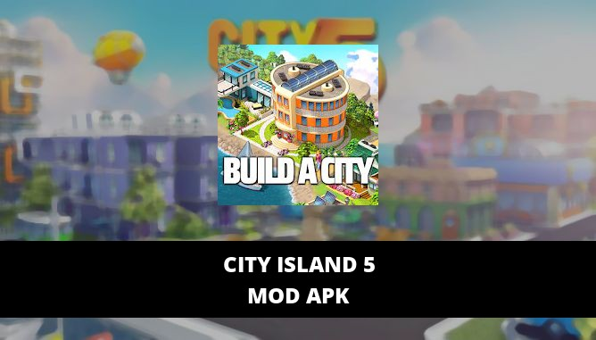 City Island 5 Featured Cover
