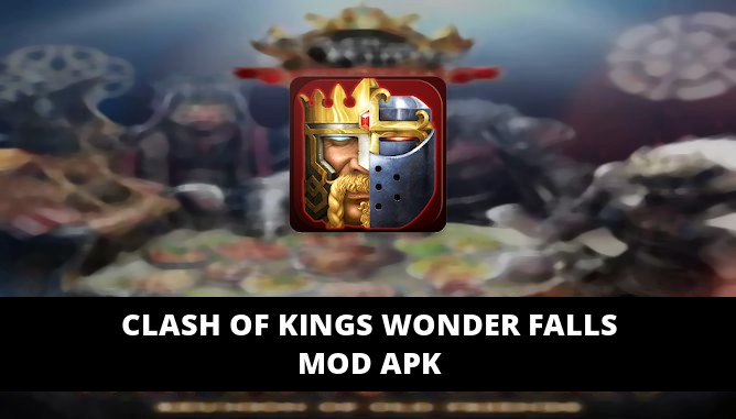 Clash of Kings Wonder Falls Featured Cover