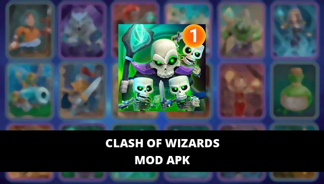 Clash of Wizards Featured Cover